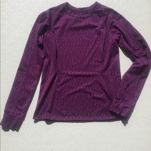 REI warm purple Long sleeve MOVING SALE